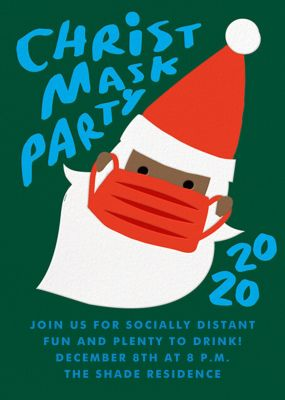 Christmask Party - Cheree Berry Paper & Design
