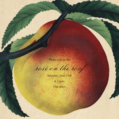 Large Peach - John Derian