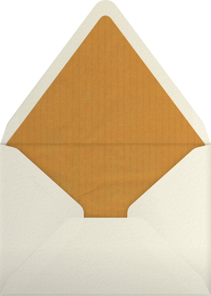 Mumsy - Longhorn - Anthropologie - Envelope
