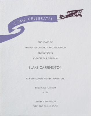 Biplane - Paperless Post