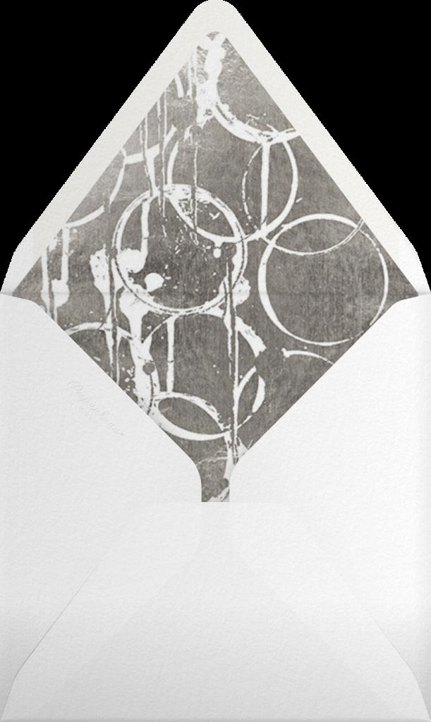 Bottle Shock - Silver - Kelly Wearstler - Envelope