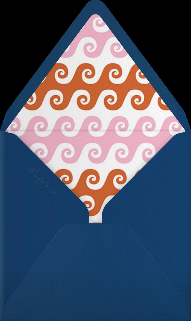 Day at the Beach - Jonathan Adler - Envelope