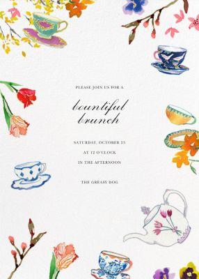 Tea Garden - Happy Menocal
