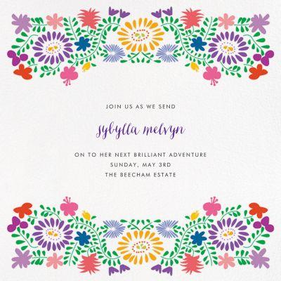 Oaxacan Wedding - Paperless Post