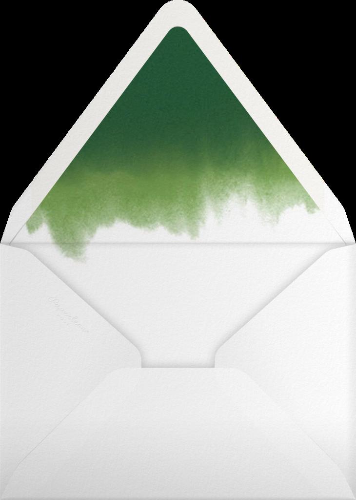 Azalea - Oscar de la Renta - Envelope