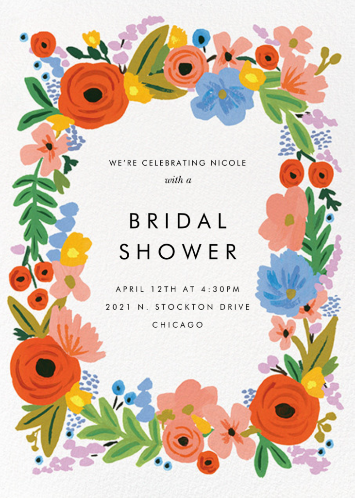 Mayday Bouquet - Rifle Paper Co.