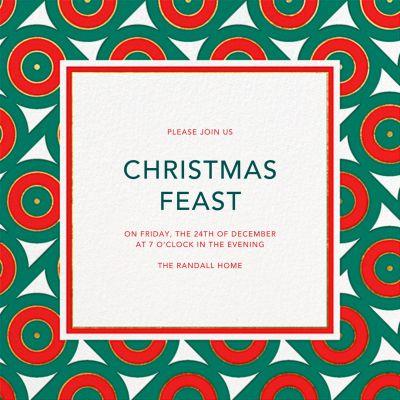 Archer - Jonathan Adler - Holiday invitations
