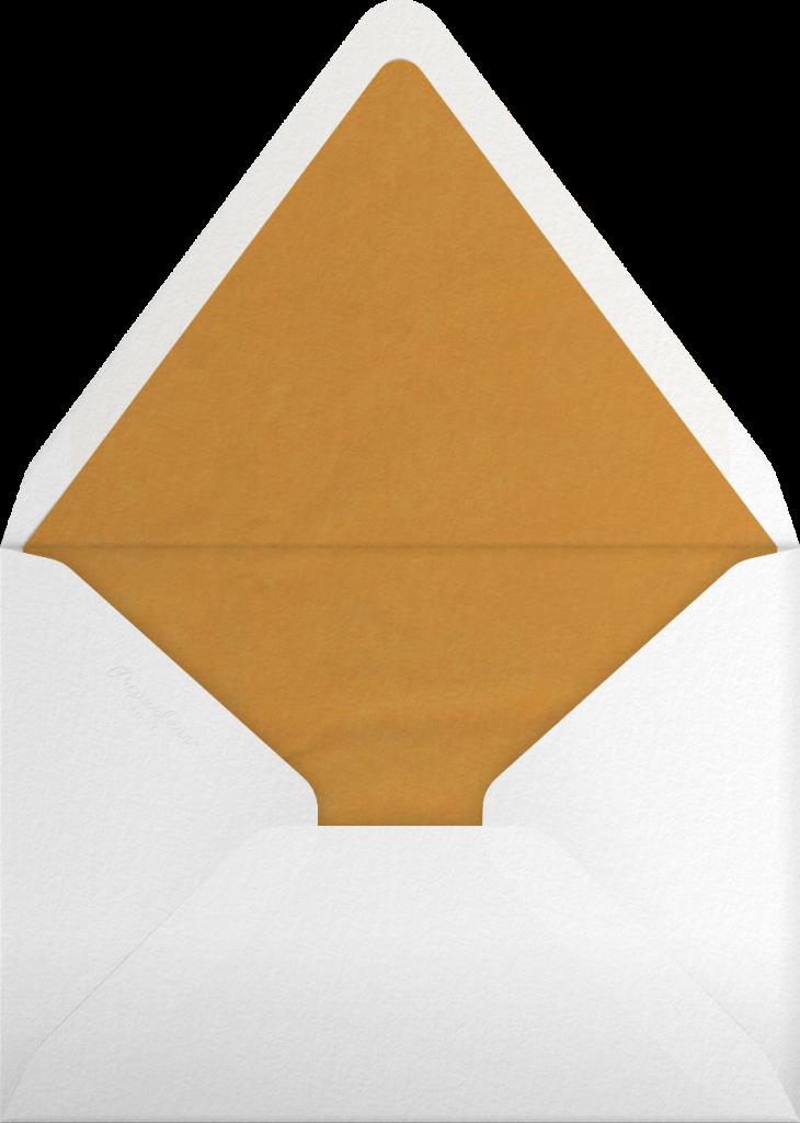 Gradient Brush Strokes - Pink - Paperless Post - Envelope