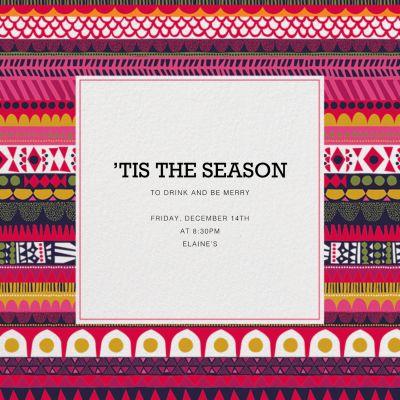 Raanu - Marimekko - Holiday invitations
