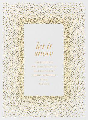 Jubilee I - Kelly Wearstler - Holiday invitations
