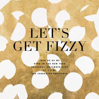 Ingenue - Gilded - Kelly Wearstler - Holiday invitations