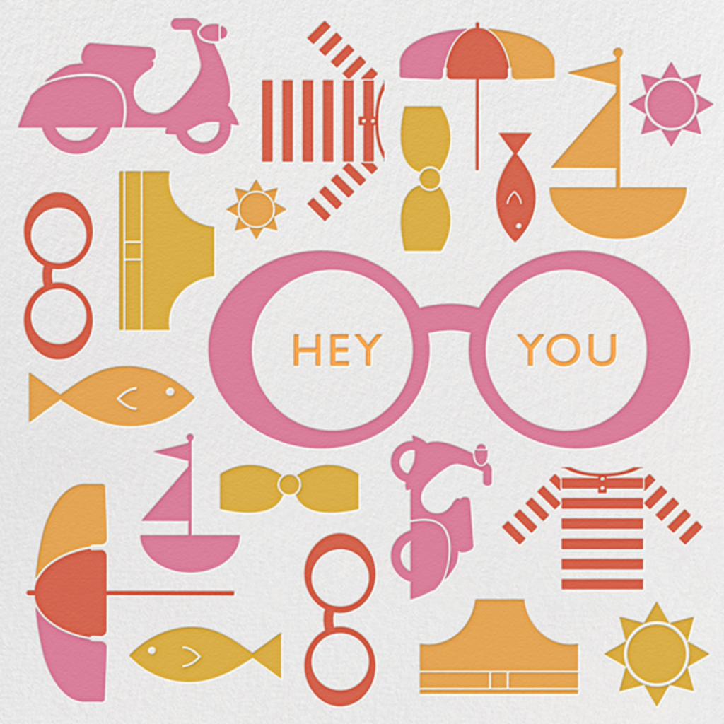 Hey Beach Bum - Jonathan Adler