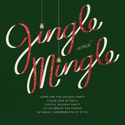 Jingle Bell Mingle - Paperless Post