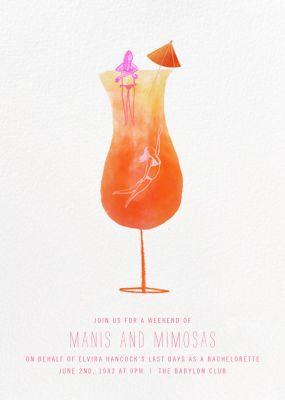 Tequila Sunrise - Paperless Post