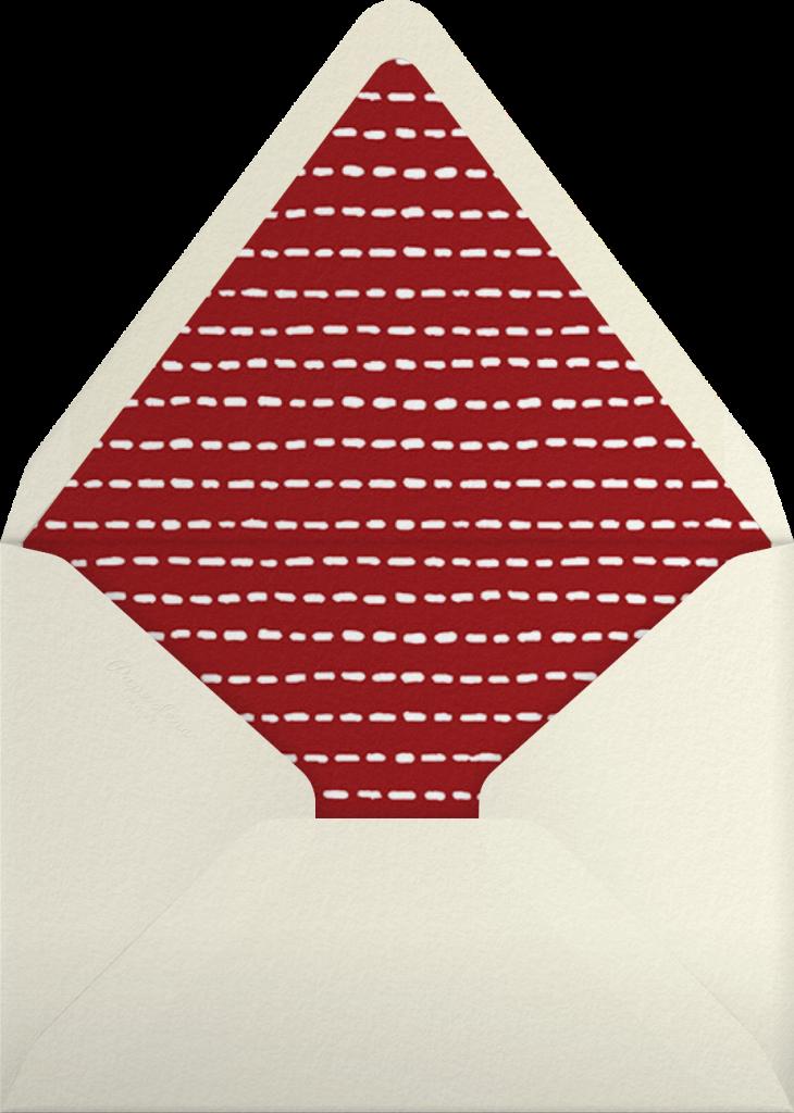 Bomb Pops (Navy) - Paperless Post - Envelope