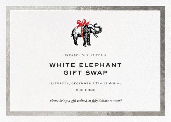 Wrapped Elephant - kate spade new york