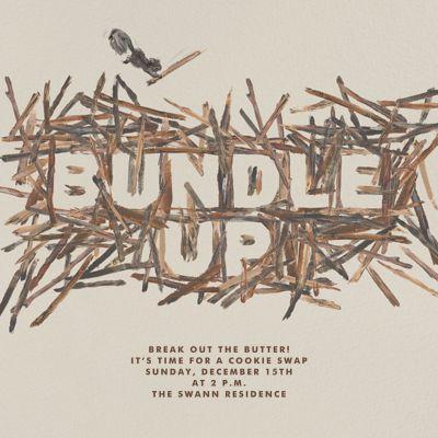 Bundle Up - Paperless Post