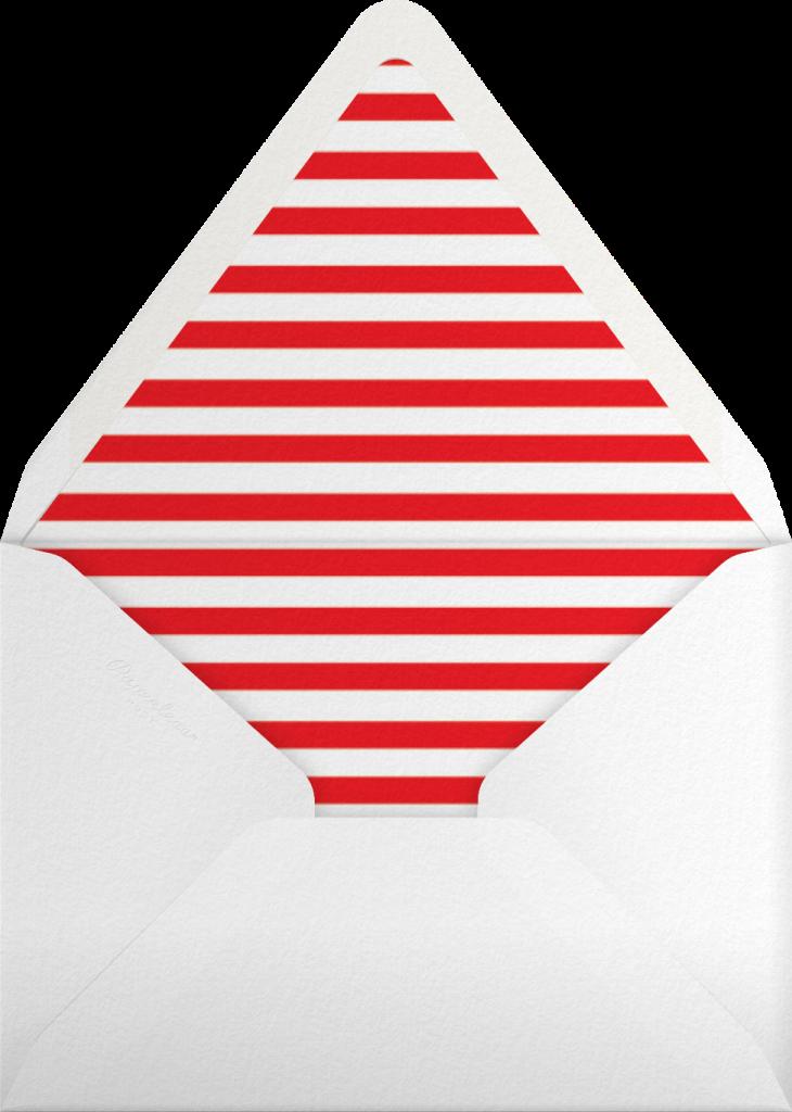 Iridescent Wrap - Meri Meri - Envelope