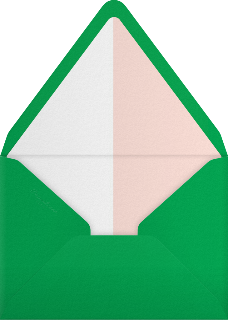 Gone Crackers - Paperless Post - Envelope