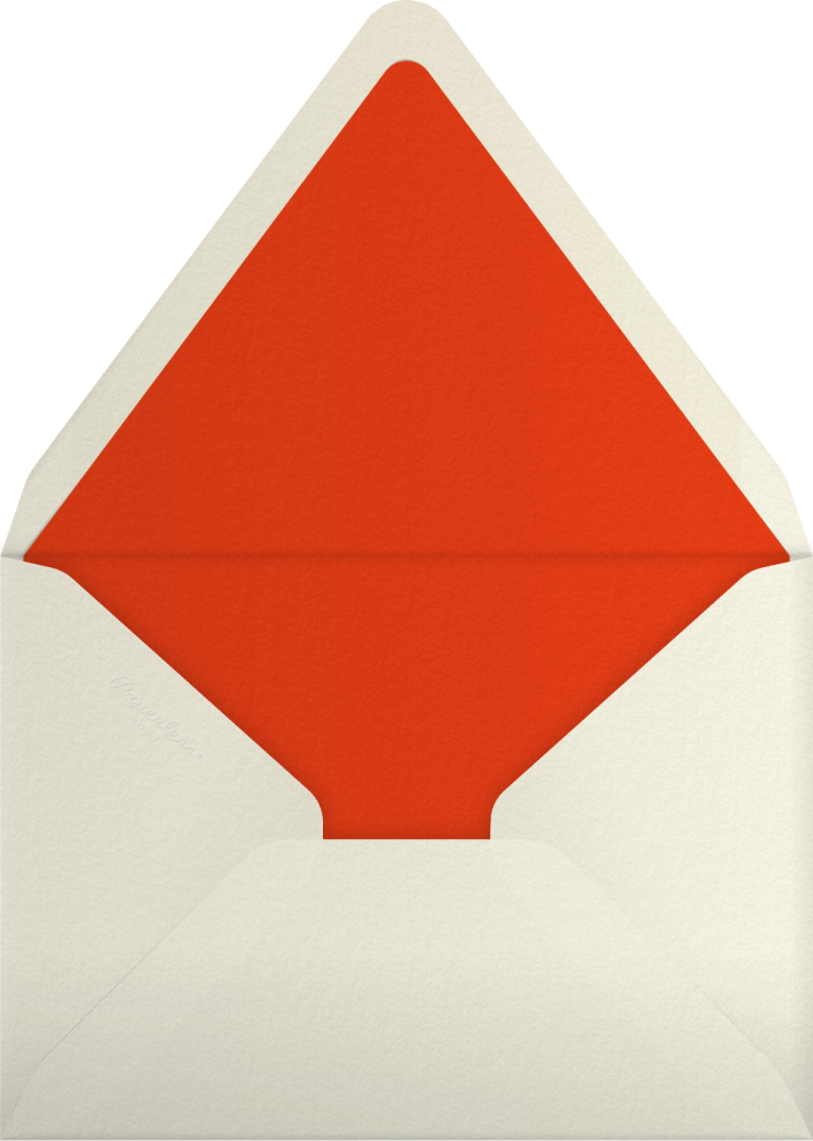 Sweetest Punch - Anthropologie - Envelope