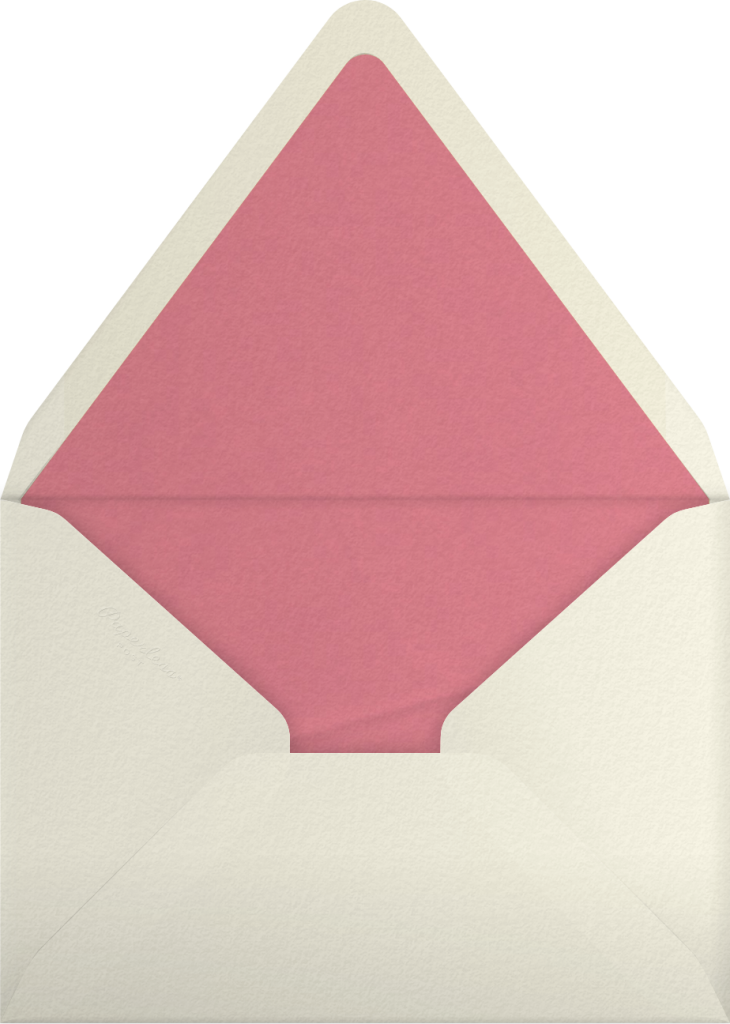 Mumsy - Spring Rain - Anthropologie - Envelope