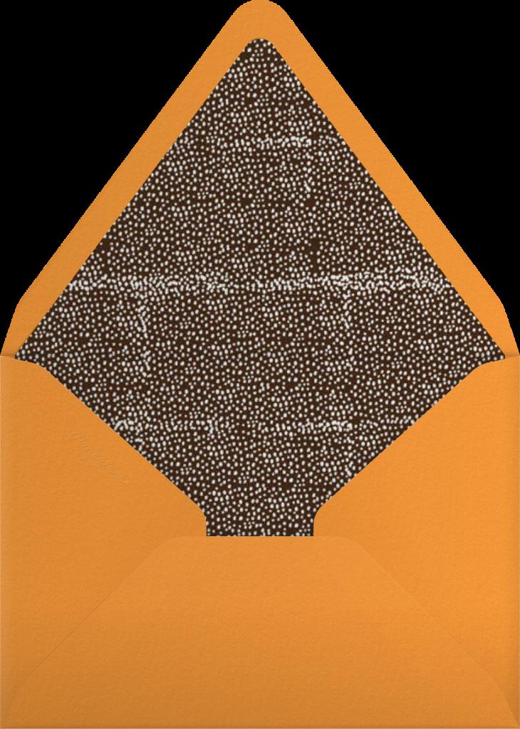 Autumn Foliage - Mr. Boddington's Studio - Envelope