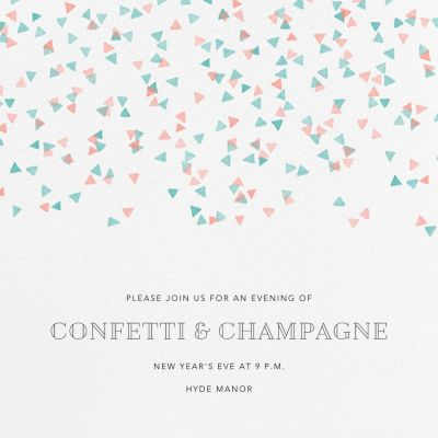 Confetti Cannon - Paperless Post