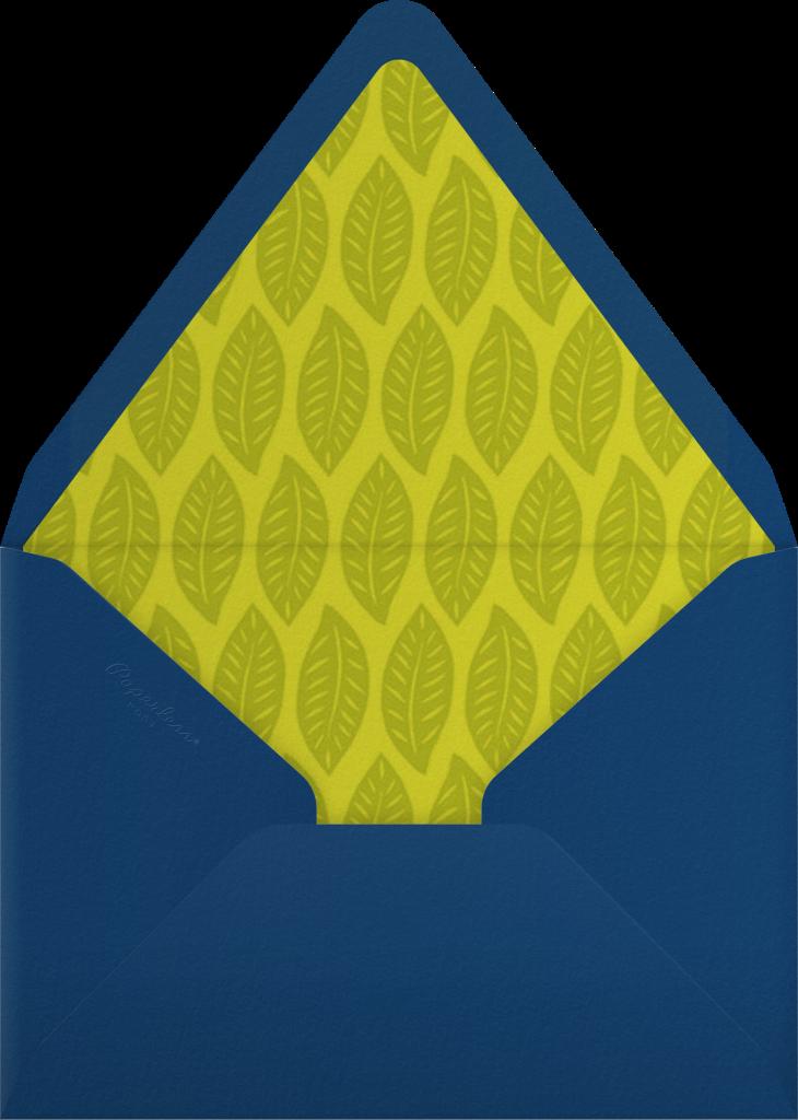New Leaf - Crate & Barrel - Envelope