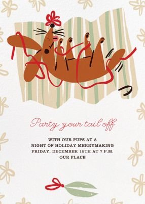 Wrap It Up with a Bow - Paperless Post