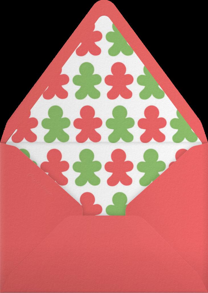 Sweet Exchange - Crate & Barrel - Envelope