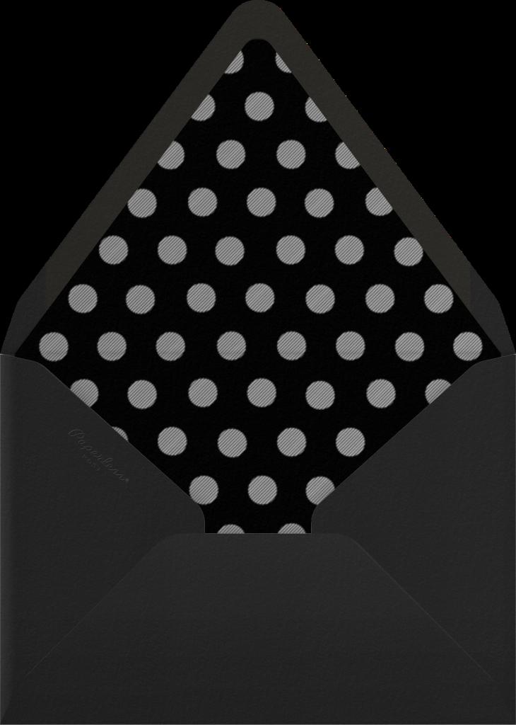 Cityscape - Paperless Post - Envelope