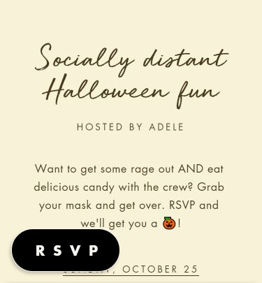 Digital iPhone Halloween Electronic Halloween Invitation Costumes and Cocktails Party Halloween Evite Smartphone Halloween Party Invite
