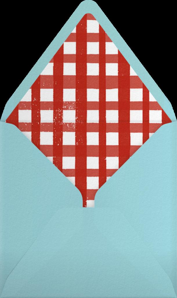 Crawfish - Paperless Post - Envelope