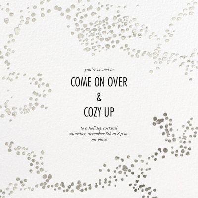 Evoke - Kelly Wearstler - Holiday invitations