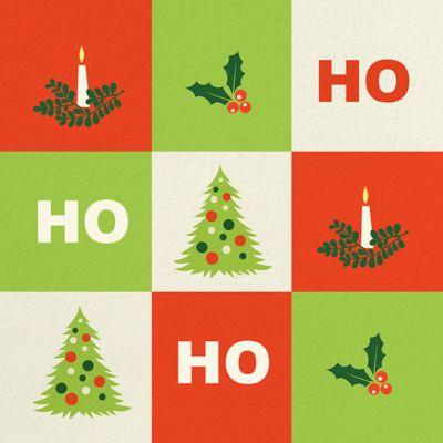 Ho Ho Holly - Paperless Post