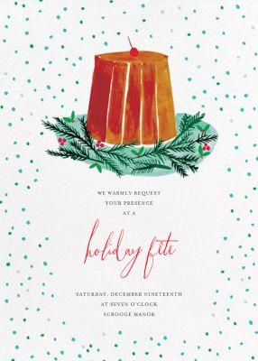 Just Desserts (Invitation) - Mr. Boddington's Studio