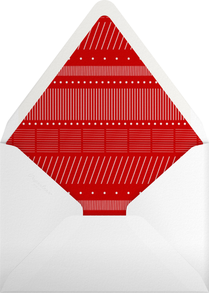 Insert Party Here - Paperless Post - Envelope