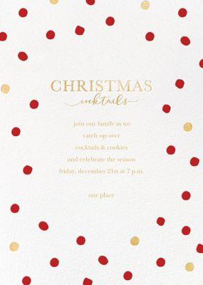 Holiday Spots - Sugar Paper