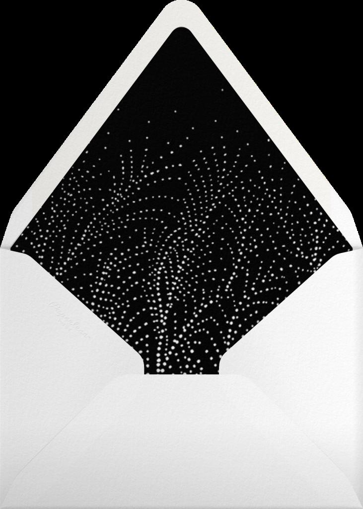 Underwood - Douglas/Silver - Paperless Post - Envelope