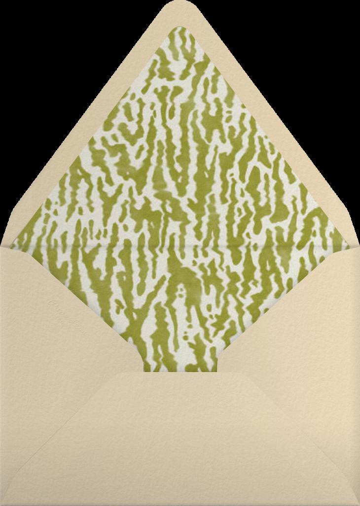 Barn - Paperless Post - Envelope