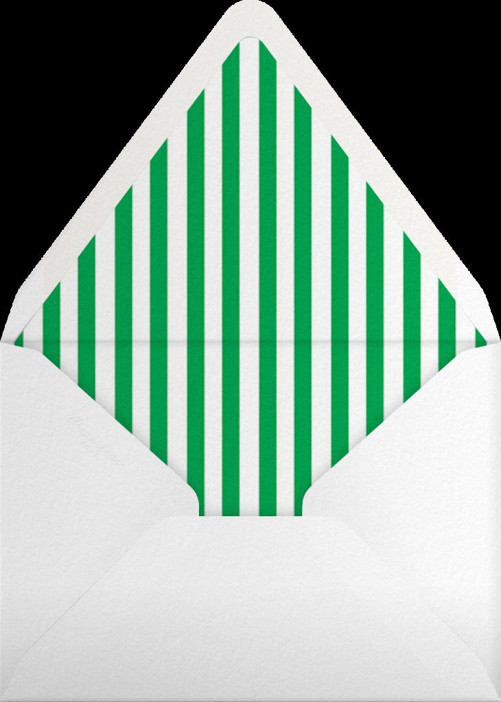 Pineapple Cake - Bright Pink/Fair - Mr. Boddington's Studio - Envelope