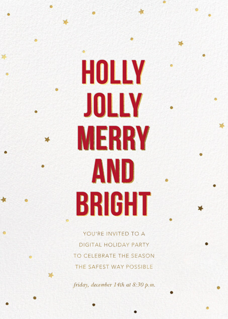 Holly Night - Sugar Paper
