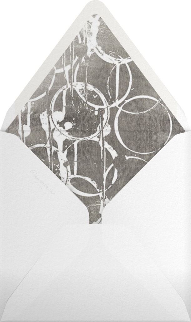 Bottle Shock - Teal/Silver - Kelly Wearstler - Envelope