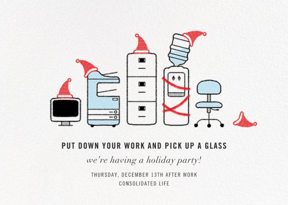 Office Space - Paperless Post