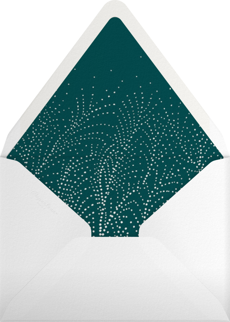 Underwood - Ivory/Silver - Paperless Post - Envelope