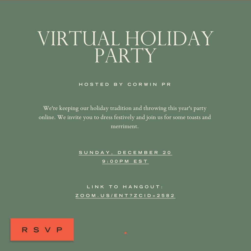 Virtual Cheers