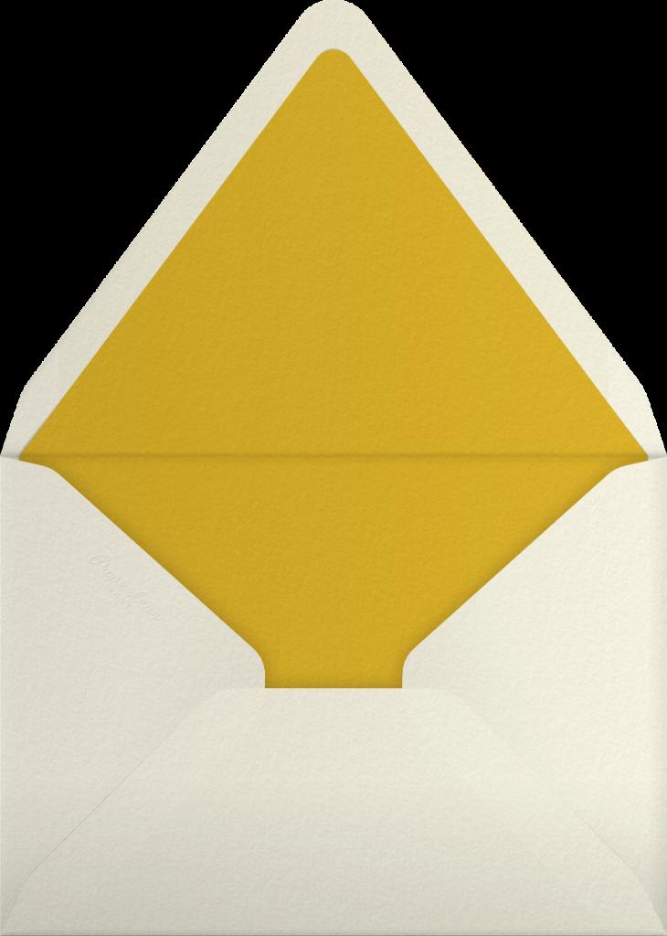 Moor Heather (Invitation) - Anthropologie - Envelope