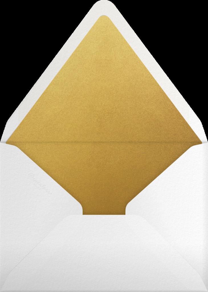 Grenadine - Black - Oscar de la Renta - Envelope