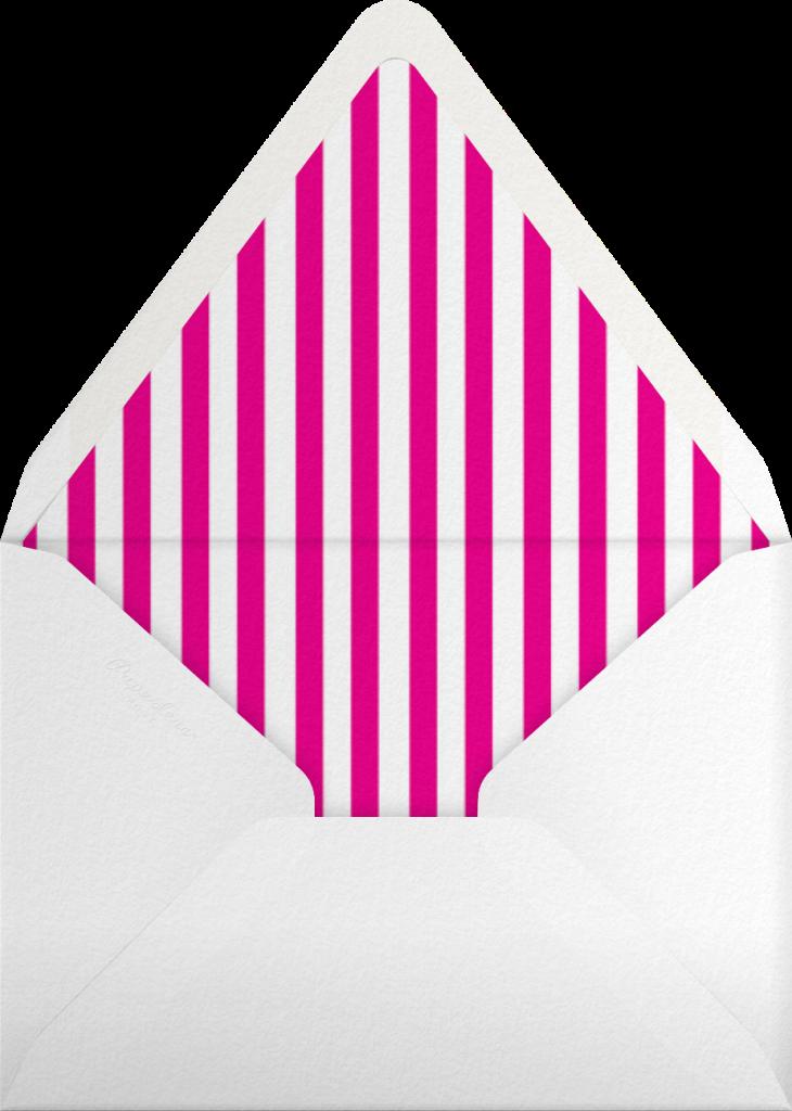 Pineapple Cake - Green/Light - Mr. Boddington's Studio - Envelope