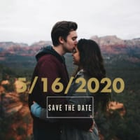 Wedding Save The Dates Send Online